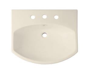 Kohler Cimarron® 3-Hole Pedestal Bathroom Sink K2363-4