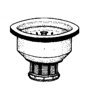 PROFLO® Ball Lock Basket Strainer PF1434