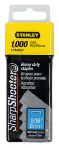 Stanley 5/16 in. Heavy Duty Staple STRA705T