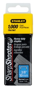 Stanley 3/8 in. Staples STRA706T
