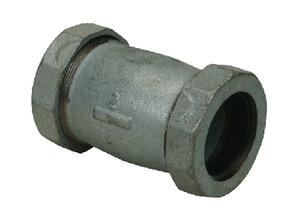 PROFLO IPS Long Galvanized Compression Coupling PFGCCL