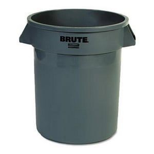 Rubbermaid Brute® Brute Center in Grey RFG264300GRAY