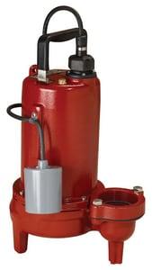 Liberty Pumps 3/4 hp 115V Sewage Pump LLE71A