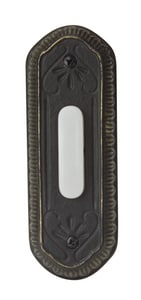 Craftmade International Lighted Surface Chime Push Button Door Bell CPB3034