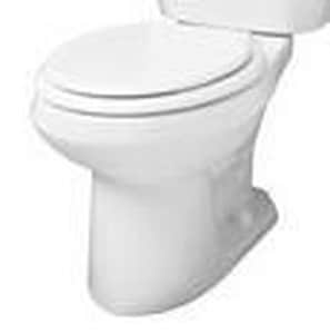 Gerber Plumbing Viper™ Round Toilet Bowl in White G21552WH