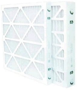 Glasfloss Industries 10 x 20 x 2 in. Pleated Air Filter GZLP10202