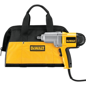 Dewalt 11-1/4 in. 110V Impact Wrench Tool with Detent Pin DDW292K