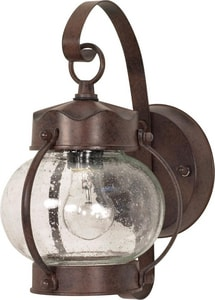 Nuvo Lighting 60 W 1-Light Medium Onion Lantern N60631