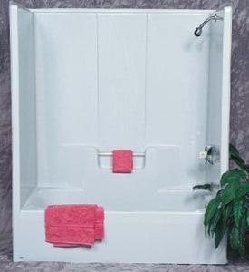 Bathcraft 59-3/4 x 33 in. Tub and Shower B7504BIS