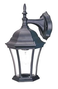 Acclaim Lighting 8 in. 100 W 1-Light Medium Lantern A5022