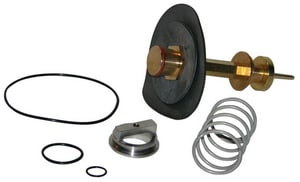 Watts Relief Valve Repair Kit for Watts Regulator Series 009 and LF009 Reduced Pressure Zone Assemblies WRK009M1VT