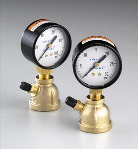 Ritchie Engineering 30 psi 3/4 in. Gas Test Gauge R78080