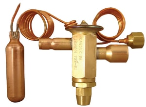 R-22 and R-407C Thermal Expansion Valve PHCAEVX100