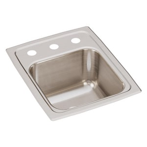 Elkay Lustertone® Kitchen Sink ELR13163