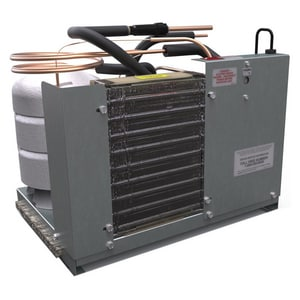 Elkay 8 gph Galvanized Steel Non-Filtered Remote Chiller EECP8