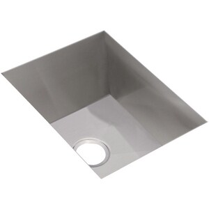 Elkay Crosstown™ 16-1/2 x 20-1/2 in. Single Bowl Under-Mount Sink EEFU141810