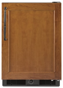 Kitchenaid Architect® 5.7 CF Compact Refrigerator With Right-Hand Door Swing KKURO24RSBX