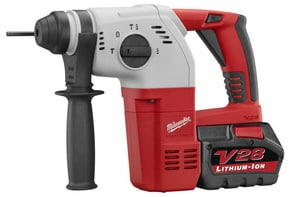 Milwaukee 1 in. 28 V Single Drive System Rotary Hammer M075622