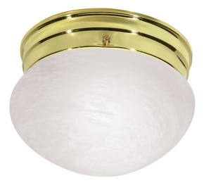 Nuvo Lighting 60W 1-Light Flushmount Ceiling Light N76672