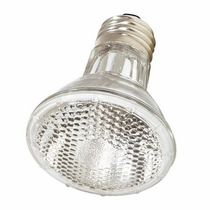 Satco 50W PAR20 Halogen Light Bulb with Medium Base SS2305