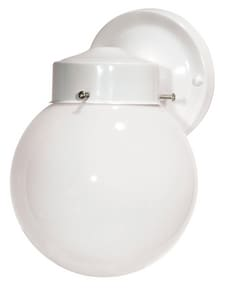 Nuvo Lighting 8-1/2 in. 60W Outdoor Wall Light N76704