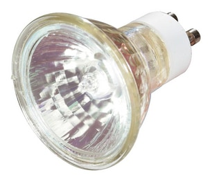 Satco MR16 Dimmable Halogen Light Bulb with GU10 Base SS3501