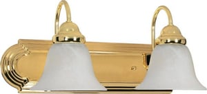 Nuvo Lighting Ballerina 100W 2-Light Vanity Fixture N60328