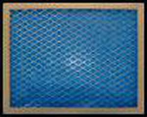 Indigo Filter Company 12 x 20 x 1 in. Merv 3 Disposable Filter I30010112