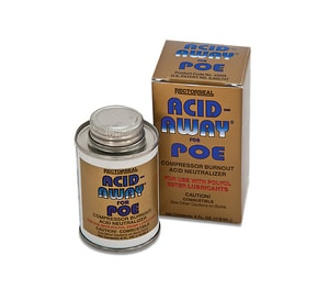 Rectorseal Acid-Away® 4 oz. Acid Away for Poe Oil REC45009