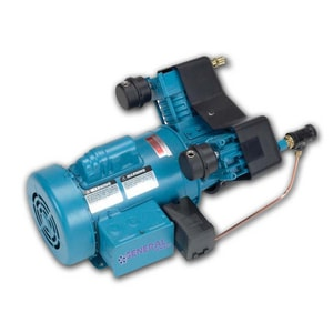 General Air Products 1/2 hp Single Phase Compressor Riser Mount Low Pressure GOL33550ACLP
