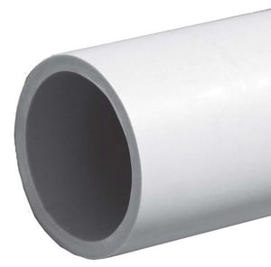 PW Eagle 20 ft. Bell End PVC Conduit Pipe for 0.191 in. Wall PDB120UDCONS