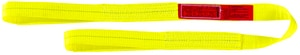 Liftall 10 ft. Heavy Duty Polyester Lifting Eye and Eye Web Sling LEE2804DX10 at Pollardwater
