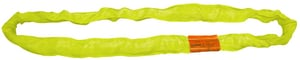 Liftall Tuflex™ 4 ft. Endless Round Sling in Yellow LEN90X4 at Pollardwater