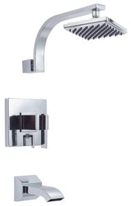 Danze Sirius™ 2-Hole Tub and Shower Trim Kit with Single Lever Handle DD500044