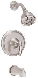 Danze Fairmont® 2-Hole Tub and Shower Faucet with Single Lever Handle DD510040