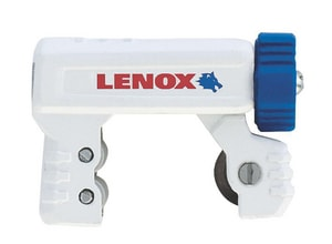Lenox 1/8 in. - 1 in. Tube Cutter L21009TC1