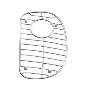 Kohler Iron/Tones® 1 in. Small Bottom Sink Rack in Stainless Steel K6071-ST