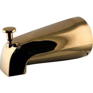 Monogram Brass® Tub Diverter Spout 1/2 Female Iron Pipe Pvd MB139430