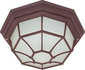 Nuvo Lighting 11-3/8 in. 60W 1-Light Flush Mount Ceiling Light N60535