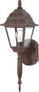 Briton 18 in. 60W Medium Lantern in Old Bronze N60541