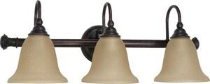 Mericana 100W 3-Light Vanity Light Fixture N60109
