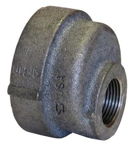 Anvil 125# Threaded Black Cast Iron Eccentric Reducer BCIER