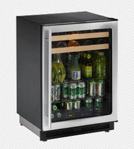 U-Line 24 in. Beverage Center UU1175BEVS00