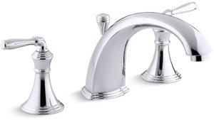Kohler Devonshire® Deckmount Roman Faucet Trim KT387-4