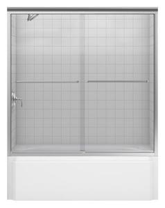 Kohler Fluence® Frameless Sliding Bath Door K702205-L