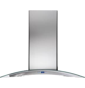 General Electric Appliances Monogram® 350 cfm Glass Canopy GZV925SLSS