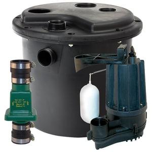 Zoeller 1/3 hp Pre-Assembled Drain Pump Z1320001