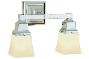 Robern M Series Double Wall Sconce RMLLWSDD