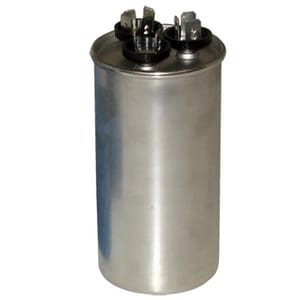 Motors & Armatures 55/5 mfd 440V Round Run Capacitors MAR12792