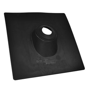 Oatey No-Calk® Thermoplastic Roof Flashing 18 x 18 in. Base O1188
